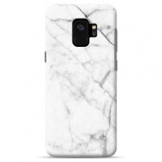"Tpu Dėklas Unikaliu Dizainu 1.0 Mm ""U-Case Airskin Marble 6 Design"" Samsung Galaxy S9 Telefonui"