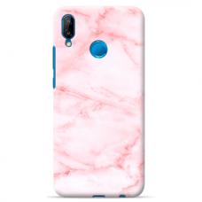 "Tpu Dėklas Unikaliu Dizainu 1.0 Mm ""U-Case Airskin Marble 5 Design"" Huawei P Smart Z Telefonui"