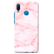 "Tpu Dėklas Unikaliu Dizainu 1.0 Mm ""U-Case Airskin Marble 5 Design"" Huawei P20 Lite Telefonui"