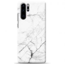 "Tpu Dėklas Unikaliu Dizainu 1.0 Mm ""U-Case Airskin Marble 6 Design"" Huawei P30 Pro Telefonui"