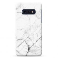 "Tpu Dėklas Unikaliu Dizainu 1.0 Mm ""U-Case Airskin Marble 6 Design"" Samsung Galaxy S10E Telefonui"