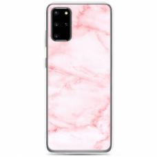 "Tpu Dėklas Unikaliu Dizainu 1.0 Mm ""U-Case Airskin Marble 5 Design"" Samsung Galaxy S10 Lite Telefonui"