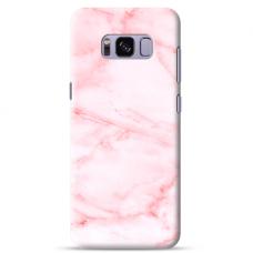 "Tpu Dėklas Unikaliu Dizainu 1.0 Mm ""U-Case Airskin Marble 5 Design"" Samsung Galaxy S8 Telefonui"