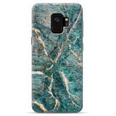 "Tpu Dėklas Unikaliu Dizainu 1.0 Mm ""U-Case Airskin Marble 1 Design"" Samsung Galaxy A6 2018 Telefonui"