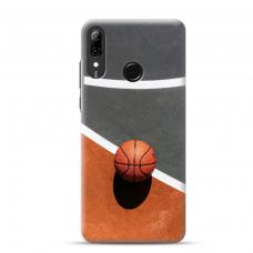 "Tpu Dėklas Unikaliu Dizainu 1.0 Mm ""U-Case Airskin Basketball Design"" Huawei P Smart 2019 Telefonui"