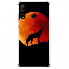 "Tpu Dėklas Unikaliu Dizainu 1.0 Mm ""U-Case Airskin Nature 3 Design"" Huawei P30 Lite Telefonui"