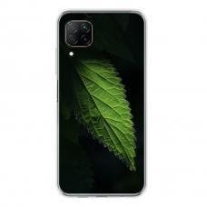 "Tpu Dėklas Unikaliu Dizainu 1.0 Mm ""U-Case Airskin Nature 1 Design"" Huawei P40 Lite Telefonui"