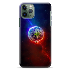 "Tpu Dėklas Unikaliu Dizainu 1.0 Mm ""U-Case Airskin Nature 4 Design"" Iphone 12 Pro Max Telefonui"