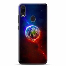 """Tpu Dėklas Unikaliu Dizainu 1.0 Mm """"U-Case Airskin Nature 4 Design"""" Samsung Galaxy A40 Telefonui"""