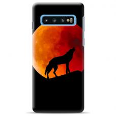 "Tpu Dėklas Unikaliu Dizainu 1.0 Mm ""U-Case Airskin Nature 3 Design"" Samsung Galaxy S10 Plus Telefonui"