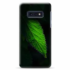 """Tpu Dėklas Unikaliu Dizainu 1.0 Mm """"U-Case Airskin Nature 1 Design"""" Samsung Galaxy S10E Telefonui"""