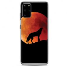 "Tpu Dėklas Unikaliu Dizainu 1.0 Mm ""U-Case Airskin Nature 3 Design"" Samsung Galaxy S20 Telefonui"