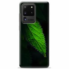 """Tpu Dėklas Unikaliu Dizainu 1.0 Mm """"U-Case Airskin Nature 1 Design"""" Samsung Galaxy S20 Ultra Telefonui"""