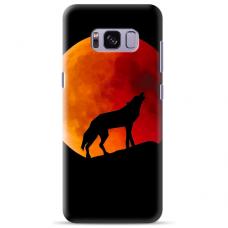 "Tpu Dėklas Unikaliu Dizainu 1.0 Mm ""U-Case Airskin Nature 3 Design"" Samsung Galaxy S8 Telefonui"