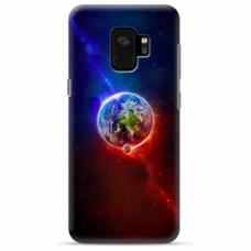 "Tpu Dėklas Unikaliu Dizainu 1.0 Mm ""U-Case Airskin Nature 4 Design"" Samsung Galaxy S9 Telefonui"