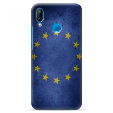 "Tpu Dėklas Unikaliu Dizainu 1.0 Mm ""U-Case Airskin Eu Design"" Huawei P20 Lite Telefonui"