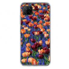 "Tpu Dėklas Unikaliu Dizainu 1.0 Mm ""U-Case Airskin Nature 2 Design"" Huawei P40 Lite Telefonui"
