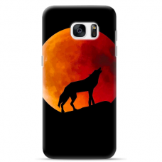 "Tpu Dėklas Unikaliu Dizainu 1.0 Mm ""U-Case Airskin Nature 3 Design"" Samsung Galaxy S7 Edge Telefonui"