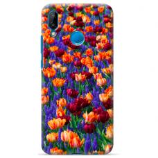 "Tpu Dėklas Unikaliu Dizainu 1.0 Mm ""U-Case Airskin Nature 2 Design"" Huawei P20 Lite Telefonui"