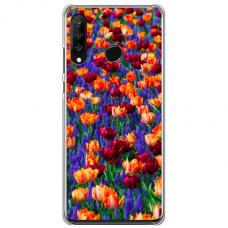 "Tpu Dėklas Unikaliu Dizainu 1.0 Mm ""U-Case Airskin Nature 2 Design"" Huawei P30 Lite Telefonui"