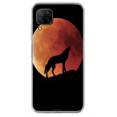 "Tpu Dėklas Unikaliu Dizainu 1.0 Mm ""U-Case Airskin Nature 3 Design"" Huawei P40 Lite Telefonui"
