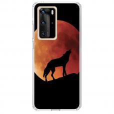 "Tpu Dėklas Unikaliu Dizainu 1.0 Mm ""U-Case Airskin Nature 3 Design"" Huawei P40 Pro Telefonui"
