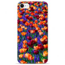 """Tpu Dėklas Unikaliu Dizainu 1.0 Mm """"U-Case Airskin Nature 2 Design"""" Iphone 7 Plus / Iphone 8 Plus Telefonui"""