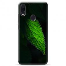 """Tpu Dėklas Unikaliu Dizainu 1.0 Mm """"U-Case Airskin Nature 1 Design"""" Samsung Galaxy A40 Telefonui"""