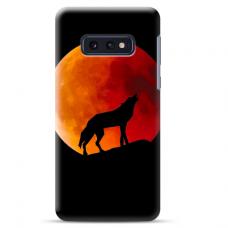 """Tpu Dėklas Unikaliu Dizainu 1.0 Mm """"U-Case Airskin Nature 3 Design"""" Samsung Galaxy S10E Telefonui"""