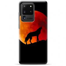 """Tpu Dėklas Unikaliu Dizainu 1.0 Mm """"U-Case Airskin Nature 3 Design"""" Samsung Galaxy S20 Ultra Telefonui"""