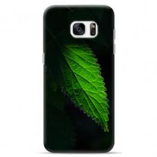 "Tpu Dėklas Unikaliu Dizainu 1.0 Mm ""U-Case Airskin Nature 1 Design"" Samsung Galaxy S6 Telefonui"