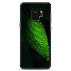 """Tpu Dėklas Unikaliu Dizainu 1.0 Mm """"U-Case Airskin Nature 1 Design"""" Samsung Galaxy A8 2018 Telefonui"""
