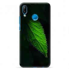 "Tpu Dėklas Unikaliu Dizainu 1.0 Mm ""U-Case Airskin Nature 1 Design"" Huawei P20 Lite Telefonui"