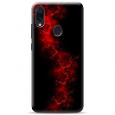 """Tpu Dėklas Unikaliu Dizainu 1.0 Mm """"U-Case Airskin Space 3 Design"""" Samsung Galaxy A40 Telefonui"""