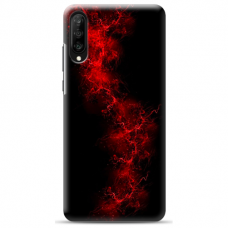 """Tpu Dėklas Unikaliu Dizainu 1.0 Mm """"U-Case Airskin Space 3 Design"""" Samsung Galaxy A7 2018 Telefonui"""