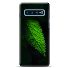 "Tpu Dėklas Unikaliu Dizainu 1.0 Mm ""U-Case Airskin Nature 1 Design"" Samsung Galaxy S10 Telefonui"