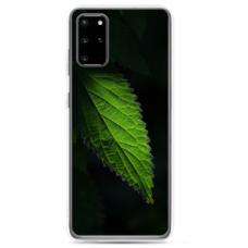 "Tpu Dėklas Unikaliu Dizainu 1.0 Mm ""U-Case Airskin Nature 1 Design"" Samsung Galaxy S20 Telefonui"