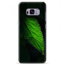 "Tpu Dėklas Unikaliu Dizainu 1.0 Mm ""U-Case Airskin Nature 1 Design"" Samsung Galaxy S8 Telefonui"