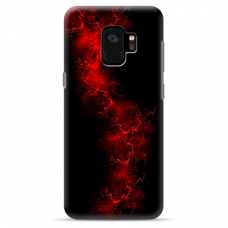 """Tpu Dėklas Unikaliu Dizainu 1.0 Mm """"U-Case Airskin Space 3 Design"""" Samsung Galaxy A6 2018 Telefonui"""