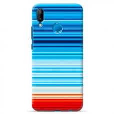 "Tpu Dėklas Unikaliu Dizainu 1.0 Mm ""U-Case Airskin Pattern 2 Design"" Huawei P Smart 2019 Telefonui"