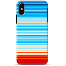 "Tpu Dėklas Unikaliu Dizainu 1.0 Mm ""U-Case Airskin Pattern 2 Design"" Iphone Xr Telefonui"