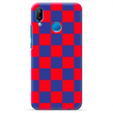 "Tpu Dėklas Unikaliu Dizainu 1.0 Mm ""U-Case Airskin Pattern 4 Design"" Huawei P20 Lite Telefonui"
