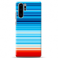 "Tpu Dėklas Unikaliu Dizainu 1.0 Mm ""U-Case Airskin Pattern 2 Design"" Huawei P30 Pro Telefonui"