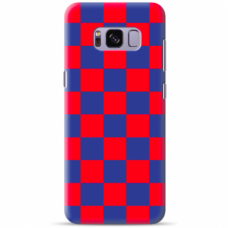 "Tpu Dėklas Unikaliu Dizainu 1.0 Mm ""U-Case Airskin Pattern 4 Design"" Samsung Galaxy Note 8 Telefonui"