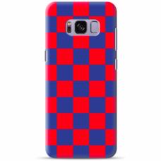 "Tpu Dėklas Unikaliu Dizainu 1.0 Mm ""U-Case Airskin Pattern 4 Design"" Samsung Galaxy S8 Plus Telefonui"