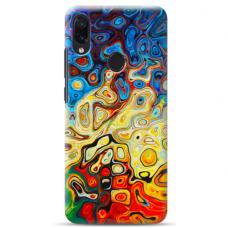 "Tpu Dėklas Unikaliu Dizainu 1.0 Mm ""U-Case Airskin Pattern 1 Design"" Samsung Galaxy A40 Telefonui"