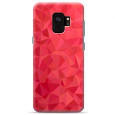"Tpu Dėklas Unikaliu Dizainu 1.0 Mm ""U-Case Airskin Pattern 6 Design"" Samsung Galaxy S9 Telefonui"