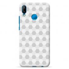 "Tpu Dėklas Unikaliu Dizainu 1.0 Mm ""U-Case Airskin Pattern 5 Design"" Huawei P Smart 2019 Telefonui"