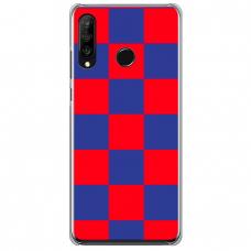 "Tpu Dėklas Unikaliu Dizainu 1.0 Mm ""U-Case Airskin Pattern 4 Design"" Huawei P40 Lite E Telefonui"