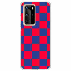 "Tpu Dėklas Unikaliu Dizainu 1.0 Mm ""U-Case Airskin Pattern 4 Design"" Huawei P40 Telefonui"